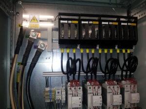 Modernizacja układów kompensacji mocy biernej